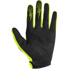 Fox Dirtpaw Race Gloves Youth fluorescent yellow